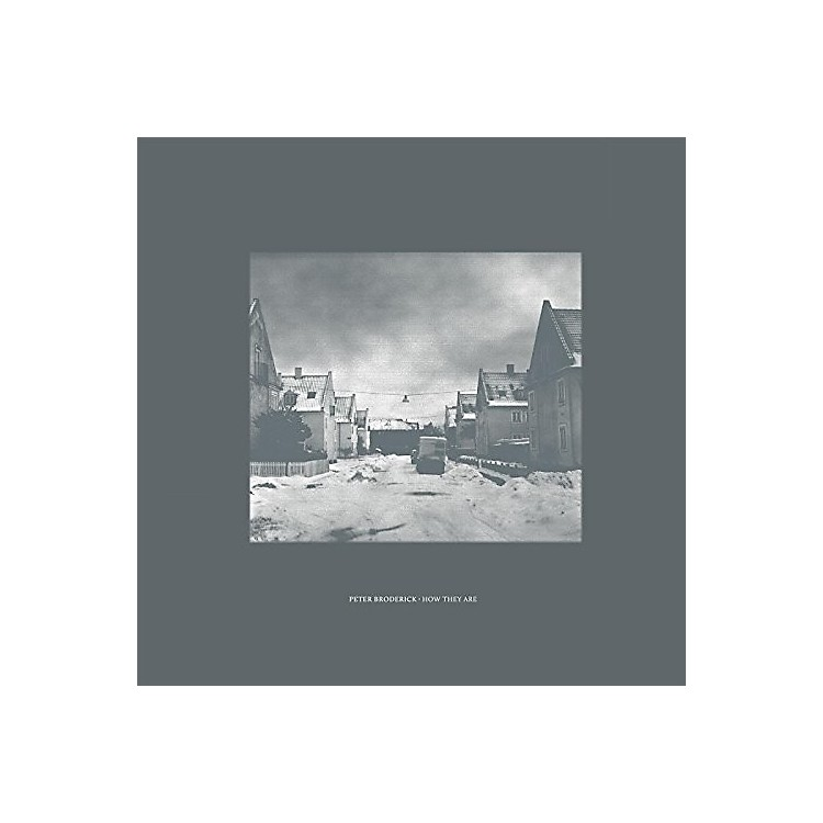 AlliancePeter Broderick - How They Are