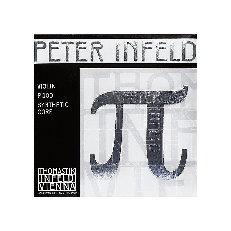 Thomastik Peter Infeld 4/4 Size Violin Strings 4/4 Size Platinum E String