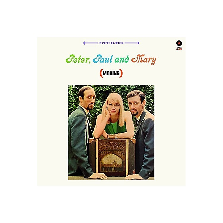 AlliancePeter, Paul and Mary - Peter Paul & Mary (Moving)