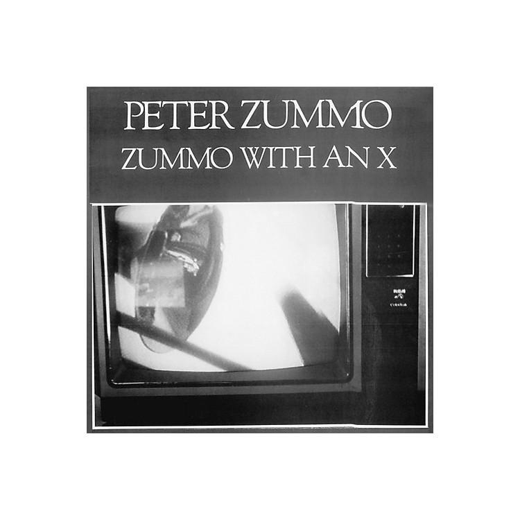 AlliancePeter Zummo - Zummo with An X