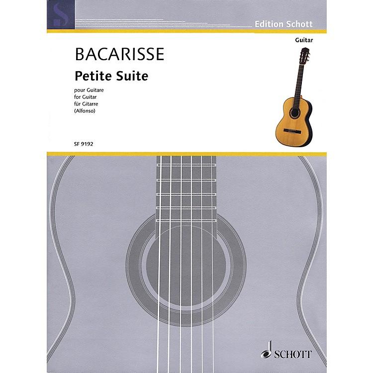 SchottPetite Suite (Guitar) Guitar Series Softcover
