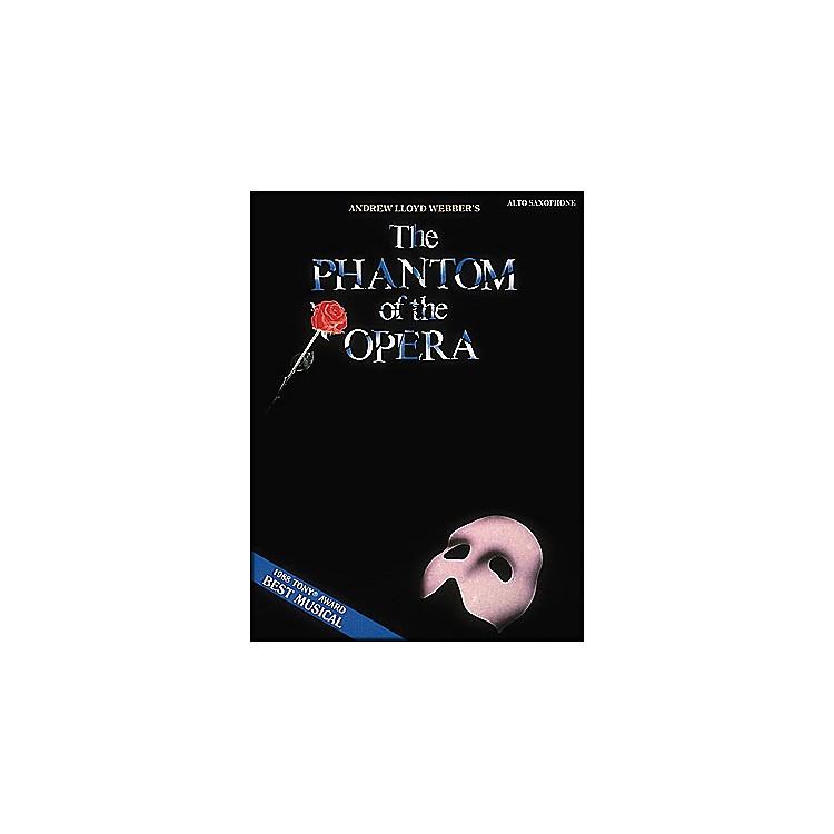 Hal LeonardPhantom Of The Opera for Alto Saxophone