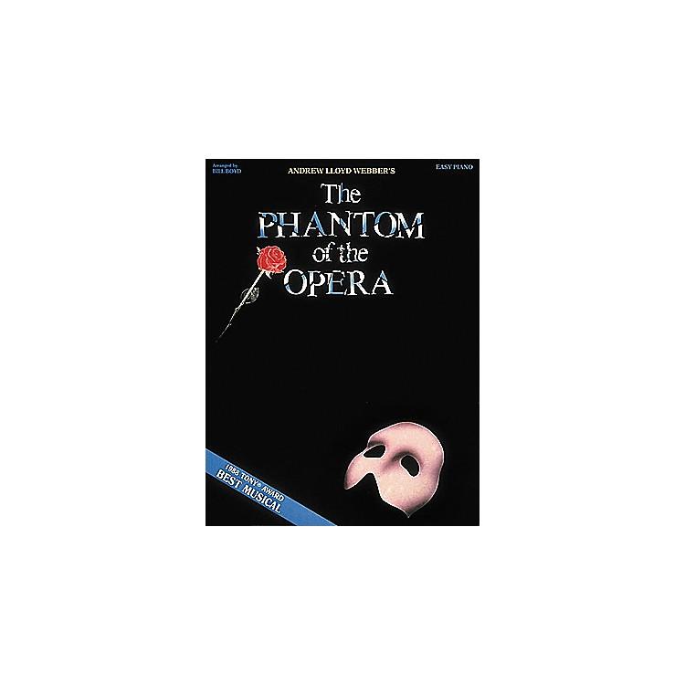 Hal LeonardPhantom of the Opera - Andrew Lloyd Webber