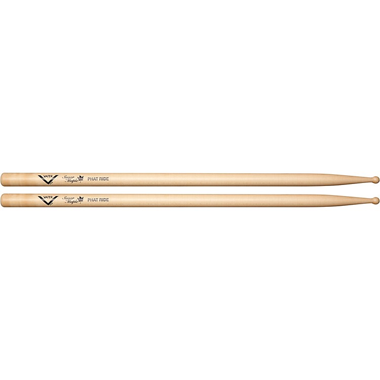 Vater Phat Ride Sugar Maple Drum Stick  Wood