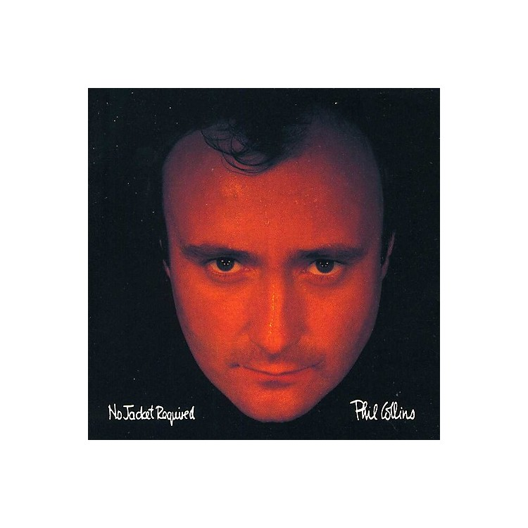 Alliance Phil Collins - No Jacket Required (CD)