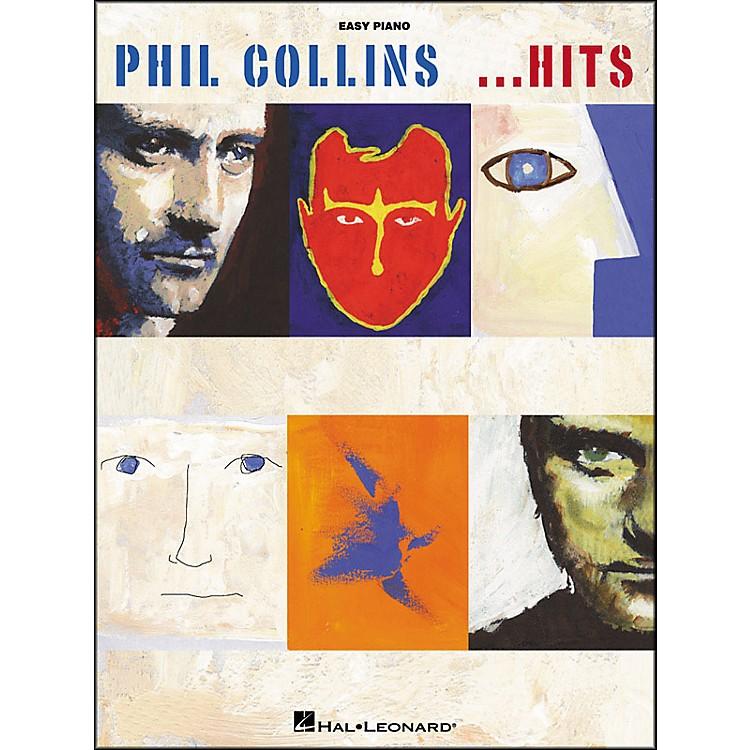 Hal LeonardPhil Collins Hits for Easy Piano
