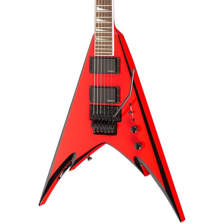 JacksonPhil Demmel PDX 2 Electric GuitarRedBlack Bevels