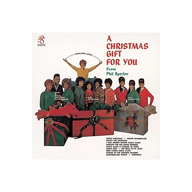 AlliancePhil Spector - Christmas Gift for You from Phil Spector