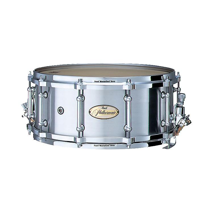 PearlPhilharmonic Cast Aluminum Concert Snare Drum14 x 5 in.