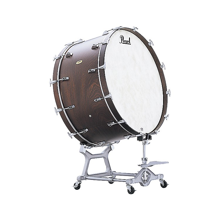 Pearl Philharmonic Series Concert Bass Drums Concert Drums 36 x 18 in.
