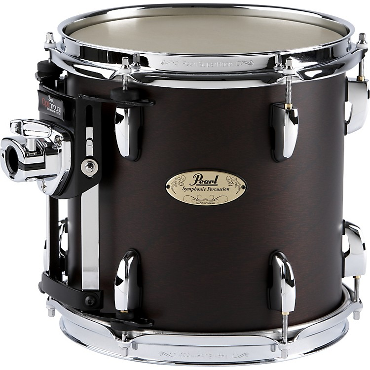 Pearl Philharmonic Series Double Headed Concert Tom Concert Drums 12 x 10 in.