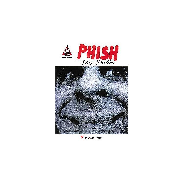 Hal LeonardPhish - Billy Breathes