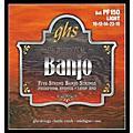 GHSPhosphor Bronze 5-String Banjo Strings Light thumbnail