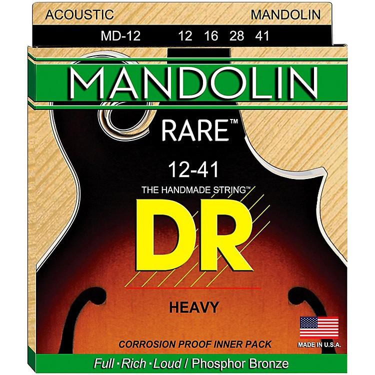 DR StringsPhosphor Bronze Bluegrass Mandolin Strings