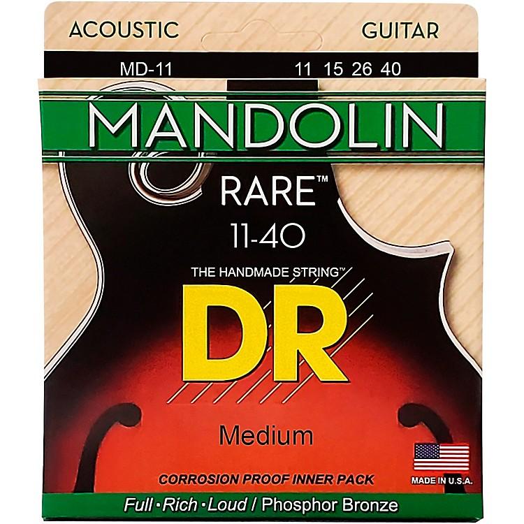 DR StringsPhosphor Bronze Medium Mandolin Strings
