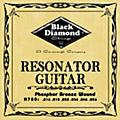 Black DiamondPhosphor Bronze Resonator Guitar Strings-thumbnail