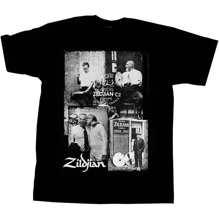 ZildjianPhoto Real T-ShirtBlackXX-Large