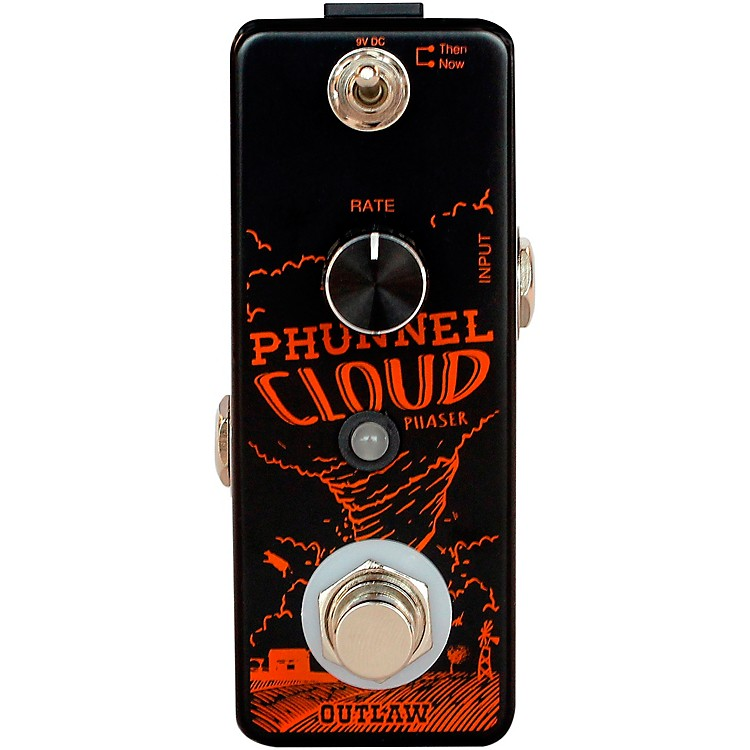 Outlaw EffectsPhunnel Cloud Phaser Effects Pedal