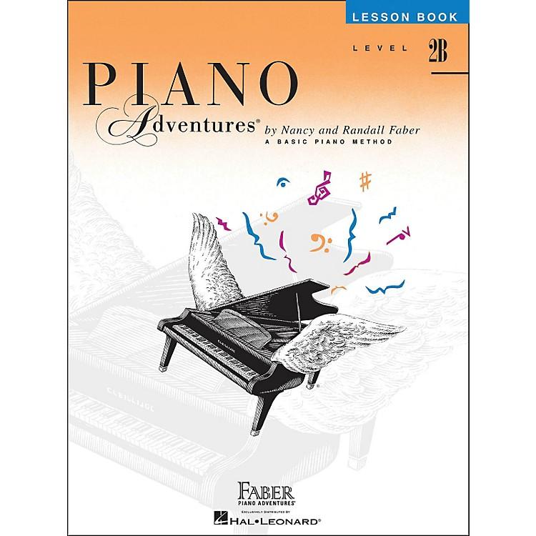 Faber Piano AdventuresPiano Adventures Lesson Book Level 2B