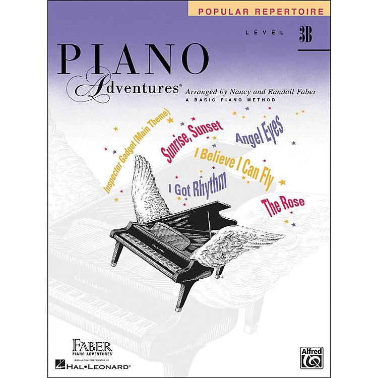 Faber Piano AdventuresPiano Adventures Popular Repertoire Level 3 B - Faber Piano