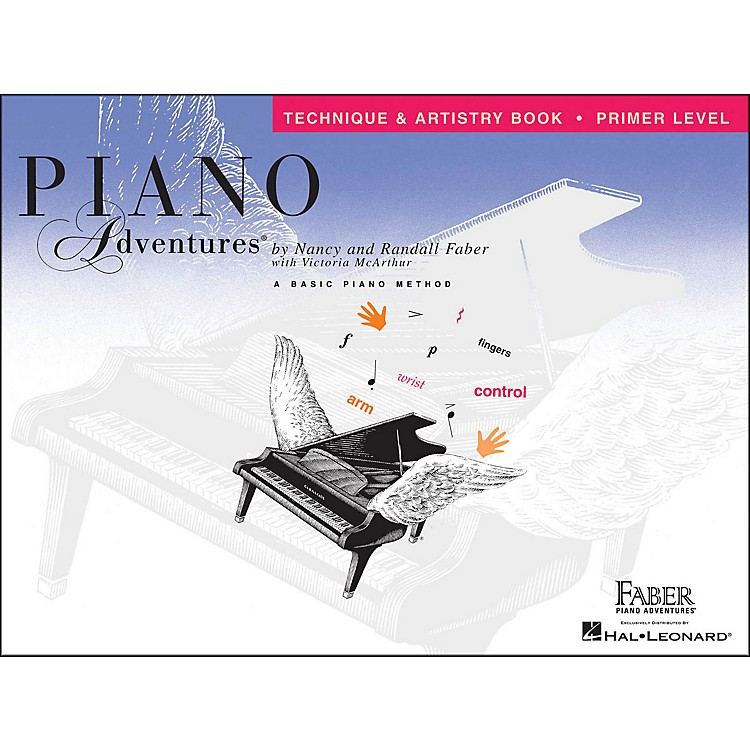 Faber Piano Adventures Piano Adventures Technique And Artistry Book Primer Level