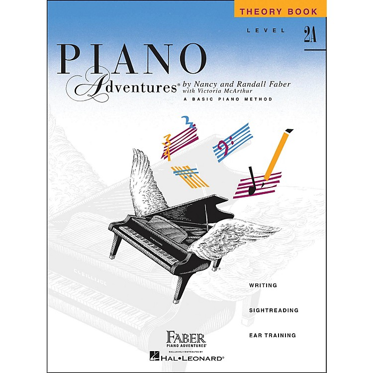 Faber Piano Adventures Piano Adventures Theory Book Level 2A Basic Piano Method