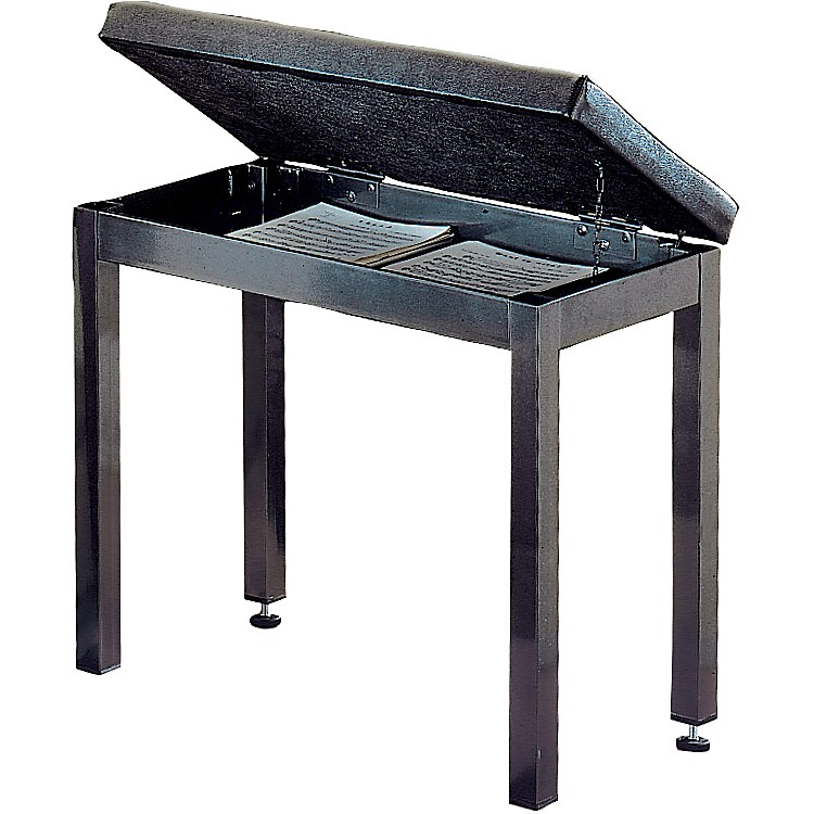 Quik Lok Piano Bench With Compartment Music123