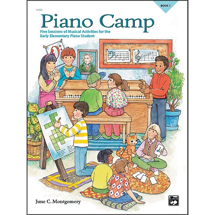 AlfredPiano Camp Book 1
