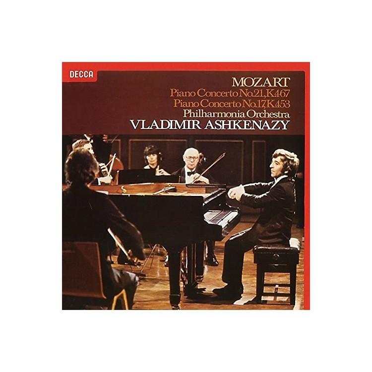 AlliancePiano Concertos Nos 17 & 21