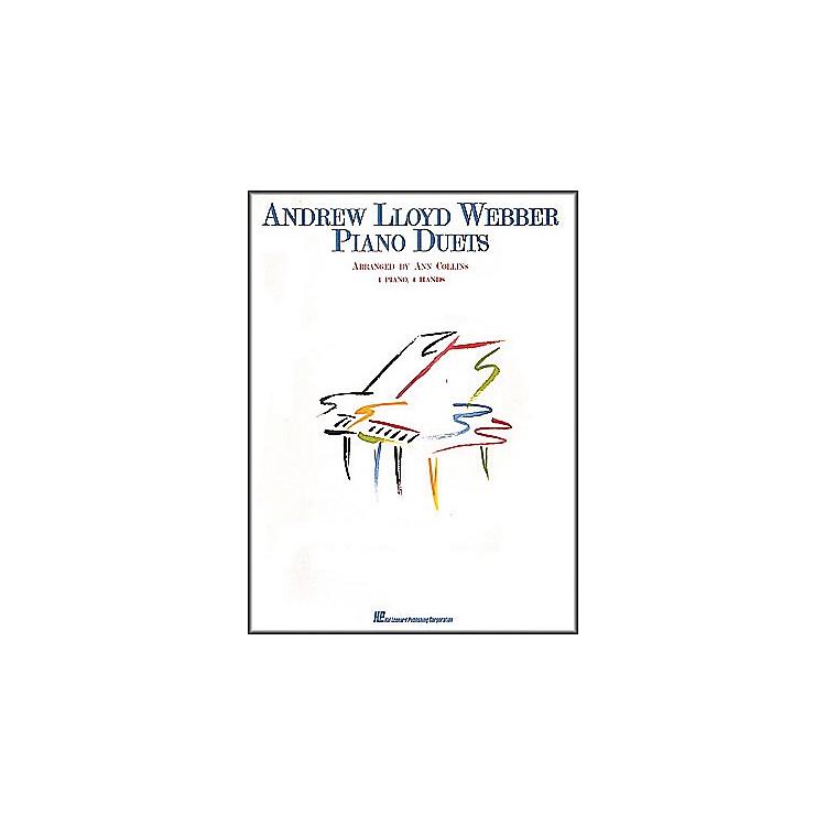 Hal LeonardPiano Duets Andrew Lloyd Webber 1 Piano 4 Hands