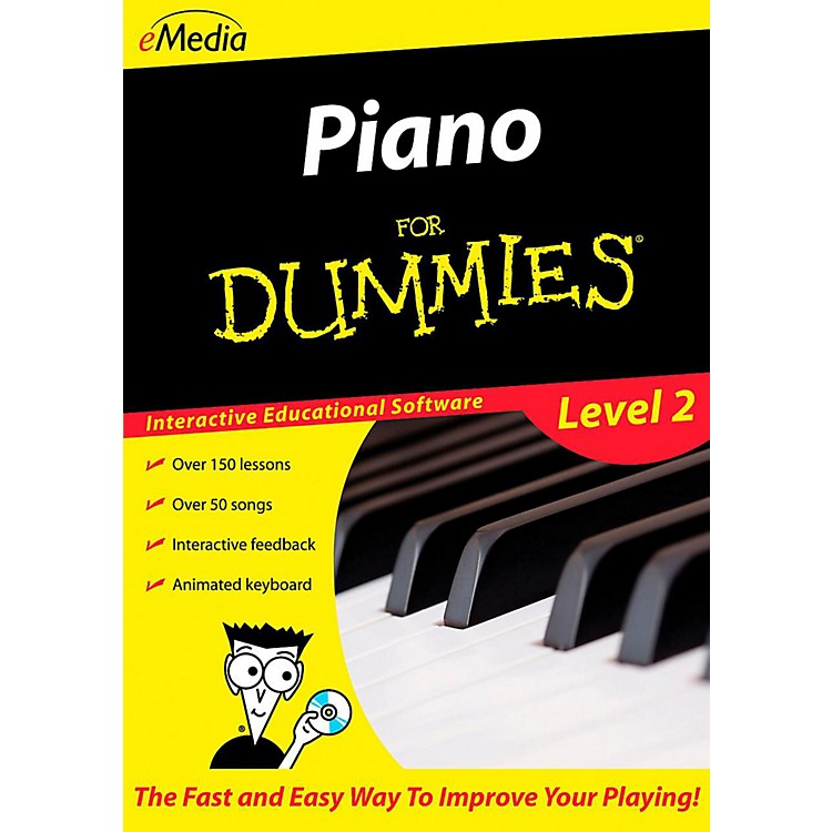 Emedia Piano For Dummies Level 2 - Digital Download Macintosh Version