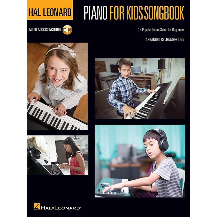 Hal LeonardPiano For Kids Songbook - Hal Leonard Piano Method Book/Audio Online