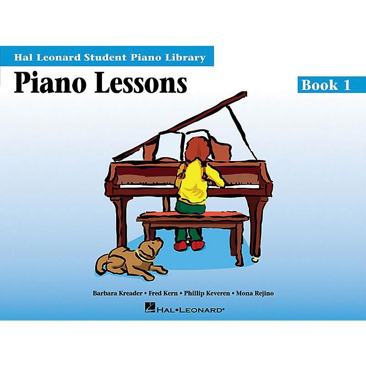 Hal LeonardPiano Lessons Book 1 HLSPL