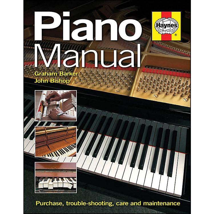 Hal LeonardPiano Manual Handbook