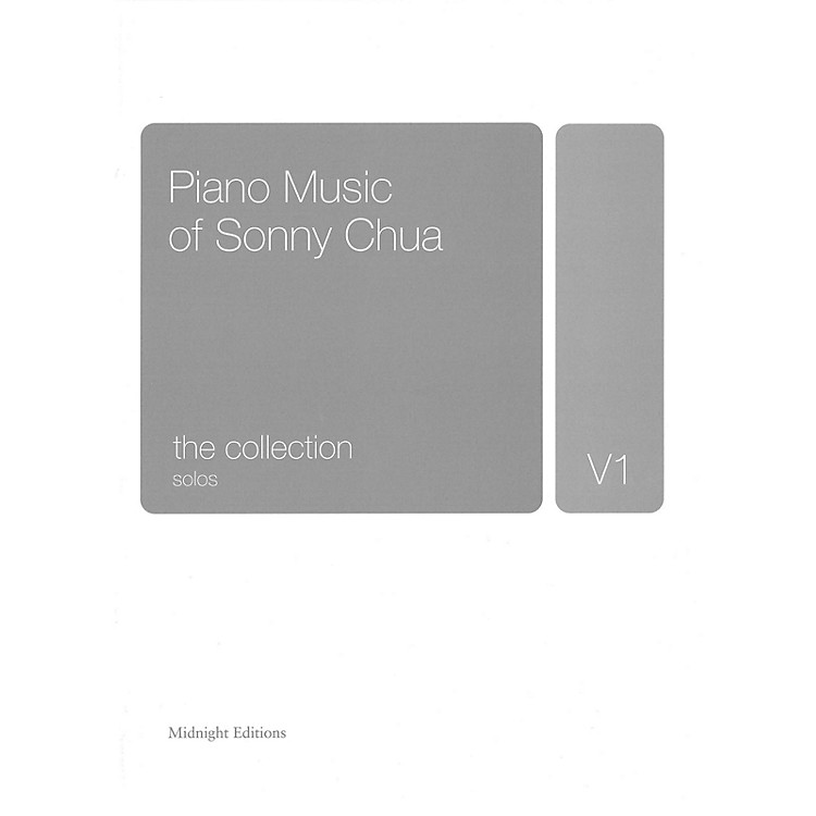 Hal Leonard Piano Music of Sonny Chua - The Collection: Solos Piano Solo Series Softcover