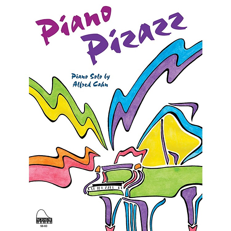 SCHAUMPiano Pizazz Educational Piano Series Softcover