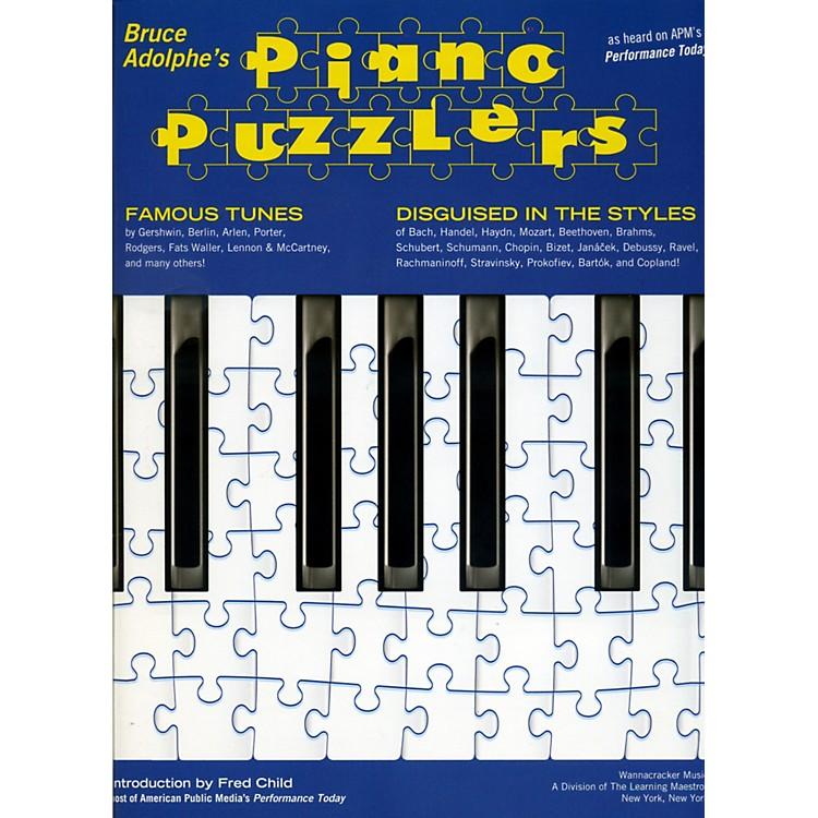 Hal LeonardPiano Puzzlers - As Heard on APM's Performance Today