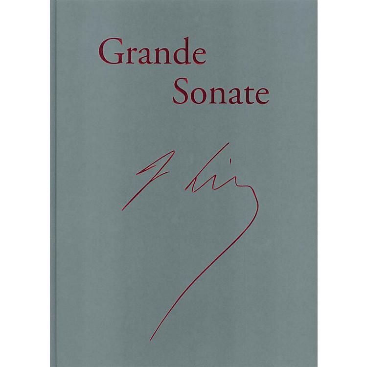 G. Henle VerlagPiano Sonata in B minor ('Grande Sonate' - Revised Edition) Henle Facsimile Series Hardcover