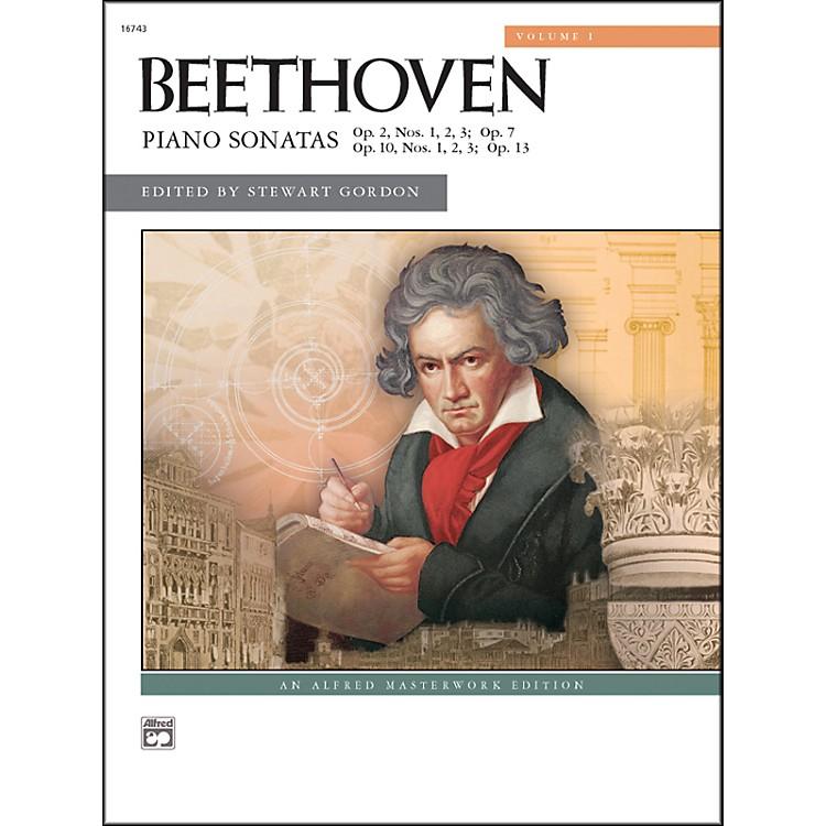 AlfredPiano Sonatas Volume 1 (Nos. 1-8) Volume 1 (Nos. 1-8)