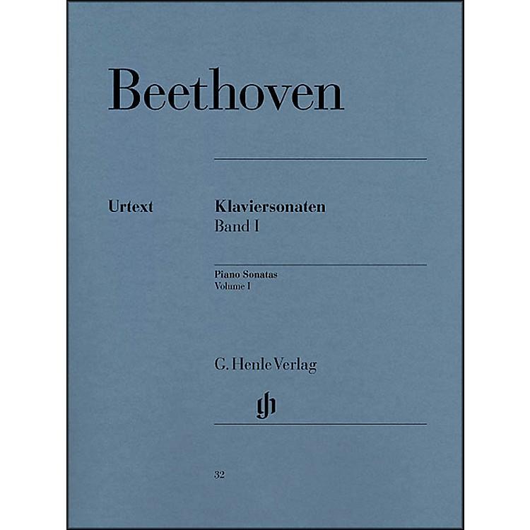 G. Henle VerlagPiano Sonatas Volume I By Beethoven / Wallner