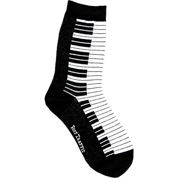Foot TrafficPiano Women's Socks