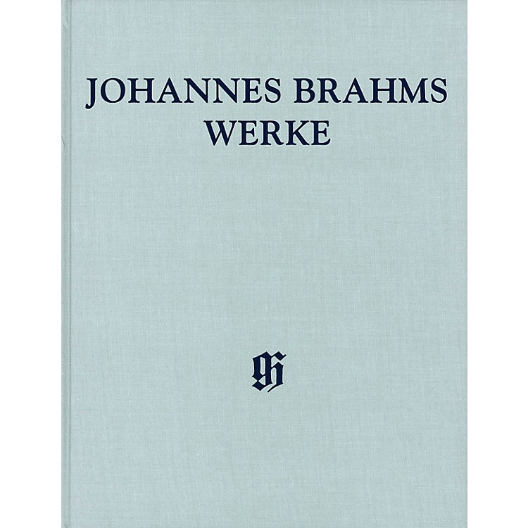 G. Henle VerlagPiano Works Without Opus Number Henle Complete Edition Series Hardcover