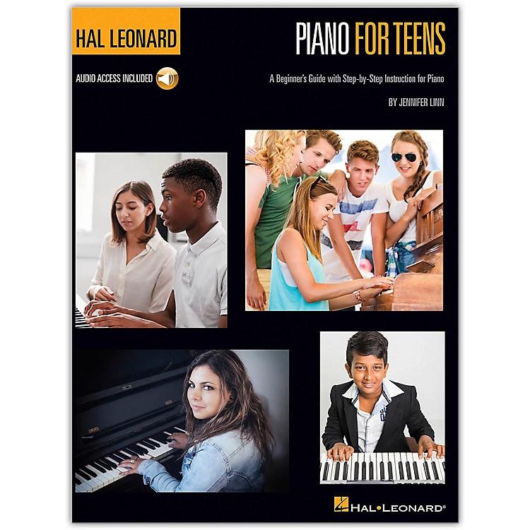 Hal LeonardPiano for Teens Method Book/Audio Online