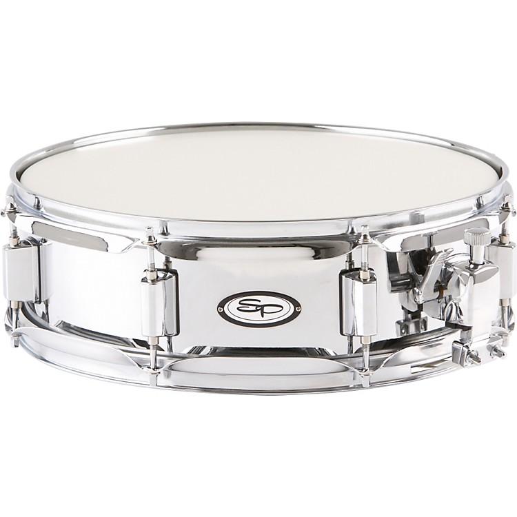 sound percussion labs piccolo snare drum 14 x 4 5 in chrome music123. Black Bedroom Furniture Sets. Home Design Ideas
