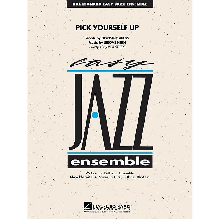 Hal LeonardPick Yourself Up Jazz Band Level 2 Arranged by Rick Stitzel
