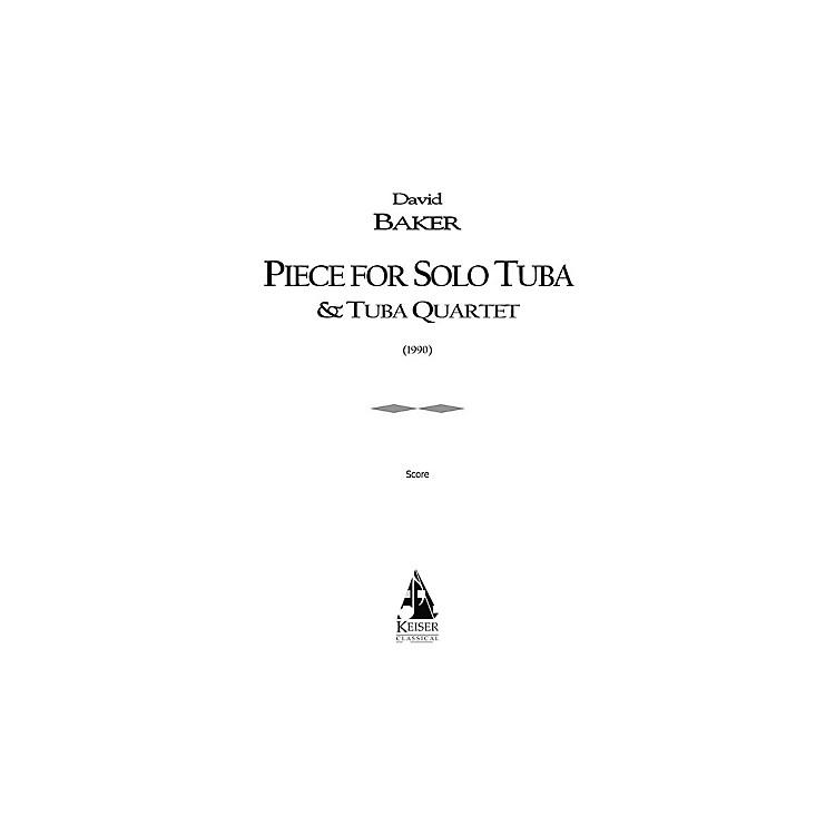 Lauren Keiser Music PublishingPiece for Solo Tuba/Tuba Quartet LKM Music Series