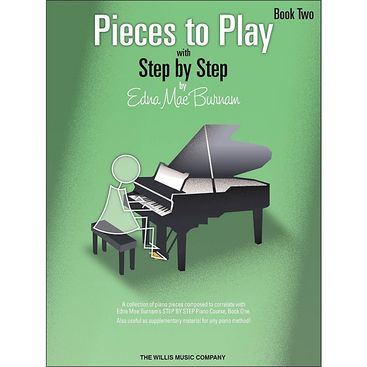 Willis MusicPieces To Play Book 2