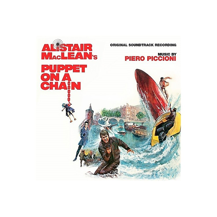 Alliance Piero Piccioni - Puppet On A Chain (original Soundtrack)