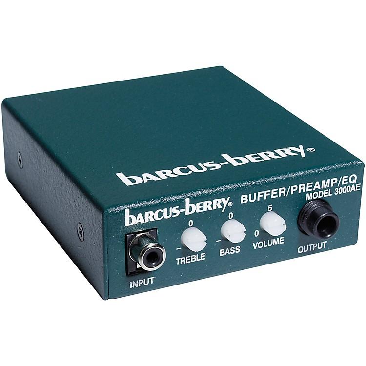 Barcus BerryPiezo Buffer Preamp/EQ- for 6100 & 5600