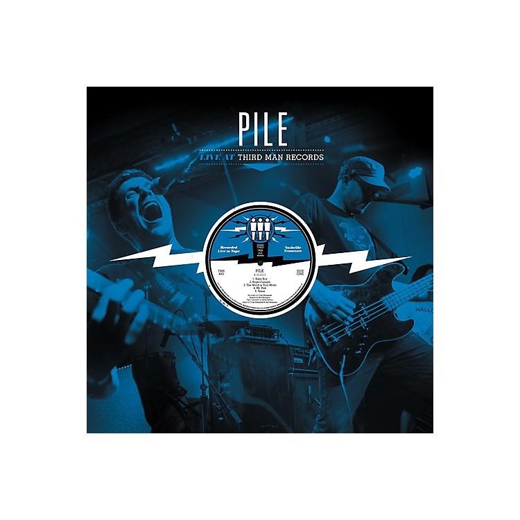 AlliancePile - Live At Third Man Records 04-16-2017